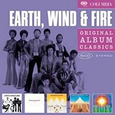 Earth, Wind & Fire - Original Album Classics [Boxset] [New CD] Germany - Import Boogie Wonderland, Most Popular Artists, Earth Wind & Fire, Fired Earth, Thats The Way, Album Covers, Germany, How Are You Feeling, The Originals