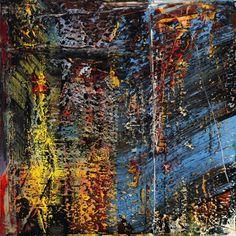 Gerhard Richter Painting, Colorful Abstract Art, Graffiti Art, Les Oeuvres, New Art, Art Paintings, Original Paintings, Modern Art, Cool Art