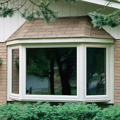 architectural shingles on Bay window - Google Search