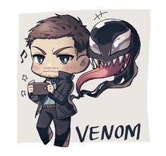 "You are watching the movie Venom on Putlocker HD. When Eddie Brock acquires the powers of a symbiote, he will have to release his alter-ego ""Venom"" to save his life. Venom Comics, Marvel Venom, Marvel Art, Marvel Avengers, Tom Holland, Venom Art, Spideypool, Comic Movies, Spider Verse"