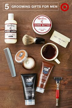 Every dad deserves premium men's grooming products on Father's Day—and every day. From shave gel and balm to beard butter and hair styling cream, ManCave (made from natural ingredients) and Maestro's Classic are go-to gifts for healthy, hydrated hair, beard and face. (Bonus: the style cream smells like whiskey for an extra treat.)