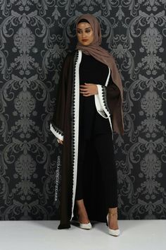 Image of Mehreen Abaya Pre-order