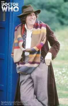 The 4th Doctor (Tom Baker) - 1974 to 1981.