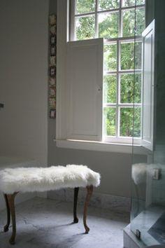 BATHROOM – pretty flirty master bath - traditional - bathroom - charlotte - lynn-anne bruns