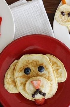 These are adorable and will make breakfast come alive!