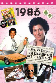 Resultado de imagem para 1986