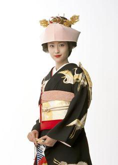 ハツコ エンドウ ウェディングス(Hatsuko Endo Weddings) 銀座店 黒引き振袖