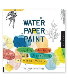 Quarto Publishing Group USA Water Paper Paint Paperback | zulily