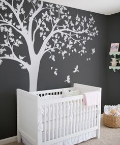 Finest Wall Decals For Nursery Diy Projectore By Theameliadesigns