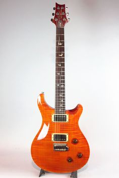 PRS[Paul Reed Smith ポールリードスミス] 20th Anniversary Custom 22 10 Top/Orange 2006|詳細写真