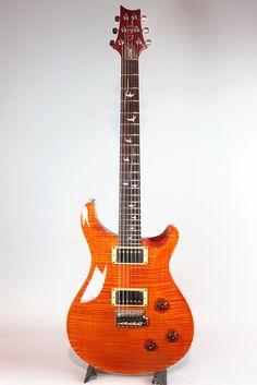PRS[Paul Reed Smith ポールリードスミス] 20th Anniversary Custom 22 10 Top/Orange 2006|詳細写真