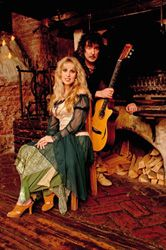Blackmore's Night is a British/American traditional folk rock, neo-medieval duo formed in 1997, consisting of Ritchie Blackmore (acoustic and electric guitar) and Candice Night (lead vocals, lyricist and multi-instrumentalist). (cited from Wikipedia)
