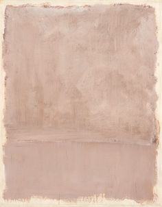 Mark Rothko... I love this. Could see myself doing something like this to a wall in my home.