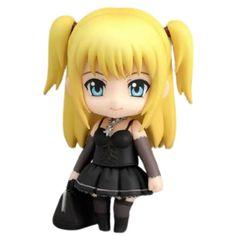 Death Note, Amane Misa, Chibi, Arte Punk, Anime Figurines, Phone Themes, Png Icons, Estilo Anime, Anime Merchandise