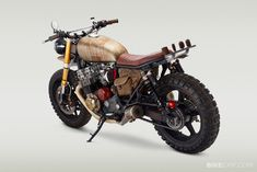 1990s CB750 Nighthawk — Daryl Dixon Motorcycle for The Walking Dead by Classified Moto