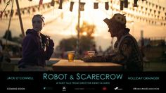 """Coming Soon: Kibwe Tavares """"Robot & Scarecrow"""" 
