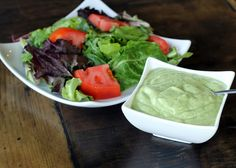Green Goddess Dressing and ADRENAL FATIGUE | Maria's Nutritious and Delicious Journal