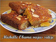 Michelle Obama vajas sütije