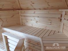 Kota-#sauna 7,0 m² - hietala-aventure-loisirs