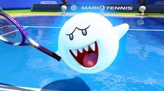 Two new secret characters unveiled in Mario Tennis Ultra Smash