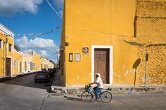 Izamal la ville jaune, Yucatán, Mexique