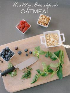 Recipe File: 5 Healthy Spring Recipes | theglitterguide.com