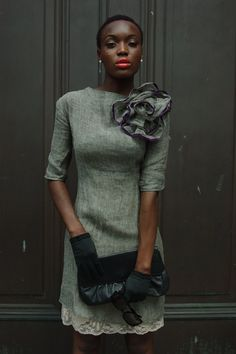 Black is beautiful. Style Work, Mode Style, Style Me, Moda Afro, Look Fashion, Womens Fashion, Look Boho, Inspiration Mode, Holiday Fashion