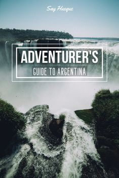 If you've made a resolution to get active this year, then this might be the perfect travel option for you. 'Argentina for Adventurers' kicks your travel plans into high-gear with Patagonia trekking, Iguazu exploring, and tango in Buenos Aires. Adventure Tours, Adventure Travel, Iguazu Falls, In Patagonia, Ushuaia, Tango, Trip Planning, Trekking, Exploring