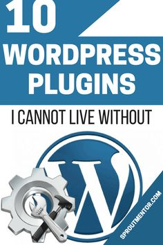 This post contains a WordPress checklist of 10 of the best WordPress plugins I use to manage and run my Wordpress For Beginners, Blogging For Beginners, Make Money Blogging, How To Make Money, Saving Money, Wordpress Plugins, Ecommerce, Wordpress Guide, Wordpress Help