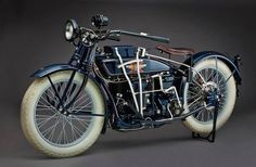 Wheels & Steel — 1923 Henderson