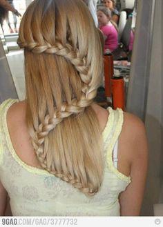 Amazing braids.