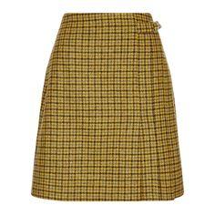 178e9255d BuyHobbs Dalby Wool Kilt Skirt, Dandellion, 6 Online at johnlewis.com Hobbs  Clothing