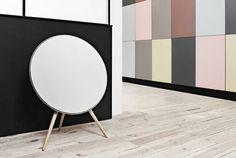 欲しい!バング&オルフセンの新製品「BeoPlay A9」は、まるで名作椅子のような美しいスピーカーとなっています。アップルのA...