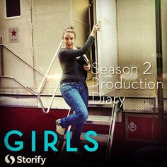 The #GIRLS Season 2 Production Diary gives an inside look at the making of Season 2 from the cast and crew http://itsh.bo/girlsS2diary