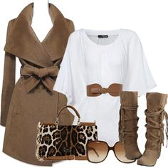 Brown outfits are cute Sexy Outfits, Cool Outfits, Casual Outfits, Fashion Outfits, Winter Outfits, Vanity Clothing, Fashion Moda, Womens Fashion, Future Clothes