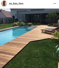 ground level deck ground level deck The post ground level deck appeared first on Terrasse ideen. Small Backyard Pools, Swimming Pools Backyard, Pool Decks, Patio Deck Designs, Backyard Pool Designs, Deck Patio, Ground Level Deck, How To Level Ground, Landscaping Around Deck