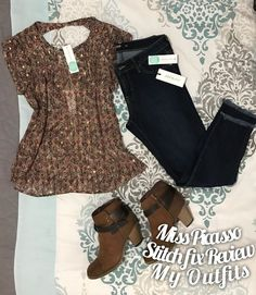 Any occasion Outfit :) Join Stitch Fix! My favorite box Ever! Gorgeous high quality fashion styled just for you! Click pic to join now through my referral link! Fashion trends for fall and winter! These are my personal Outfits to inspire all your beauties! Follow and Pin :) #MissPicasso #Sponsored
