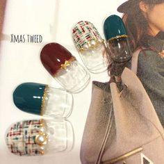 Line Nail Art, Fabulous Nails, Nailart, Nail Designs, Hair Beauty, Girly, Polish, Bad Habits, Christmas