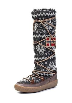 Norwegian Winter shoes