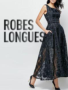 Longues robes maxi, robes sexy maxi en vente - fashionmia.com page 5