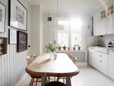 Urtjusig etagelägenhet i Bagaregården ‹ Dansk inredning och design