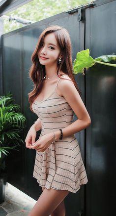 もっと見たい!韓国モデル?允珠(Son Youn Ju)の可愛い画像 | 美人 ... 2592x1398