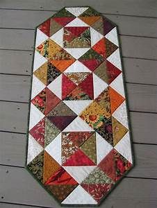 1000+ ideas about Fall Table Runner on Pinterest | Quilted table runners, Table runner pattern ...