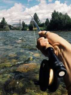 fly fishing, salmon river, Idaho sashajoyart | VSCO Grid