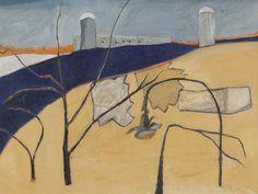 Plainsboro Library artist focuses on N.J. landscapes