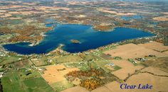 Clear Lake, Indiana -ONE OF MY FAVORITE SPOTS!!!KASOTA ISLAND