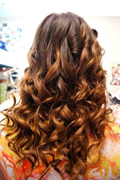 Wand Curled