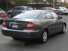 2004 Toyota Camry.  The first of our Camry's.