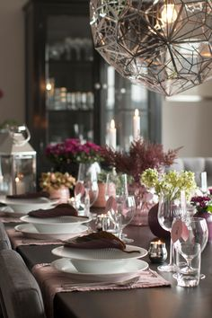Autumn tablesetting - Tablescape - Tabletop http://anettewillemine.com/