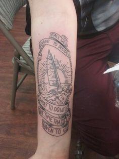 Done by Leo Fieschi at Art Club Tattoo